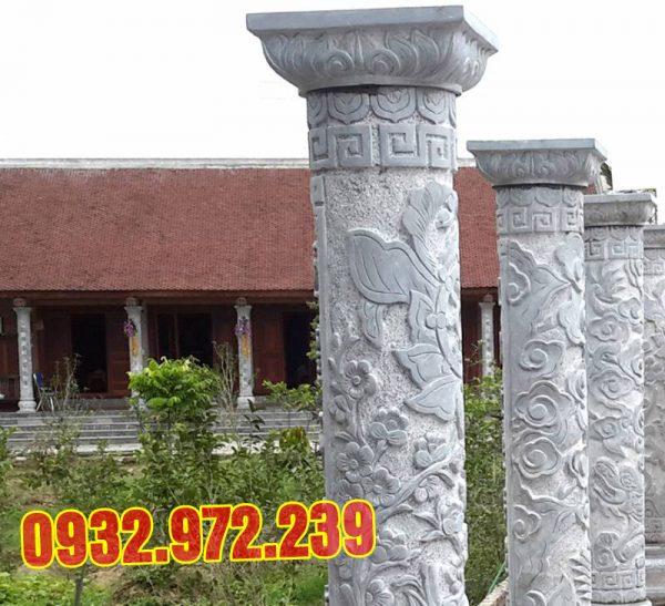 Hình Ảnh Mẫu Cột Đá Đẹp Giá Rẻ Thanh Hóa - Xưởng Đá Mỹ Nghệ Thanh Hóa