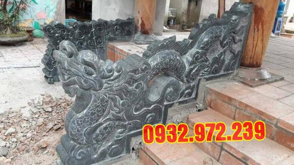 Hình Ảnh Mâu Lan Can Rồng Đá Tại Thanh Hóa, Xưởng Đá Mỹ Nghệ Thanh Hóa