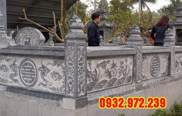 Hình Ảnh Mẫu Lan Can Đá, Hàng Rào Đá Thanh Hóa Tại Xưởng Sản Xuất Đá Mỹ Nghệ Thanh Hóa