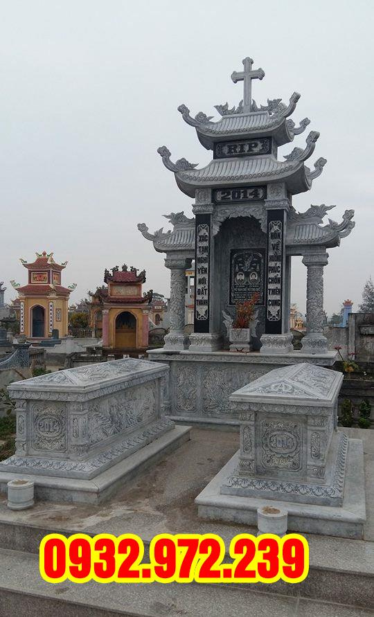 Hình ảnh lăng mộ đá công giáo thanh hóa 012